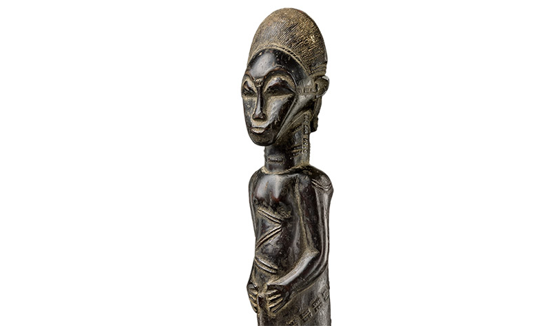 Tribal Art Timed Online Auction: Collector's Items Sale